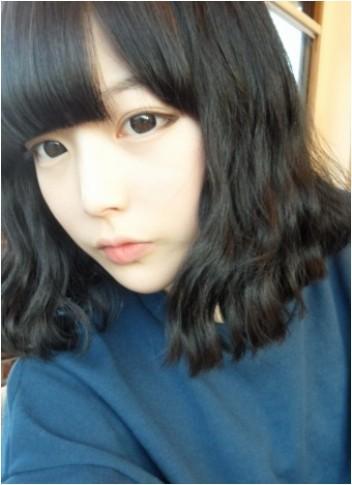 我想知道这个女的叫什么 应该是韩国的ulzzang吧高清图片