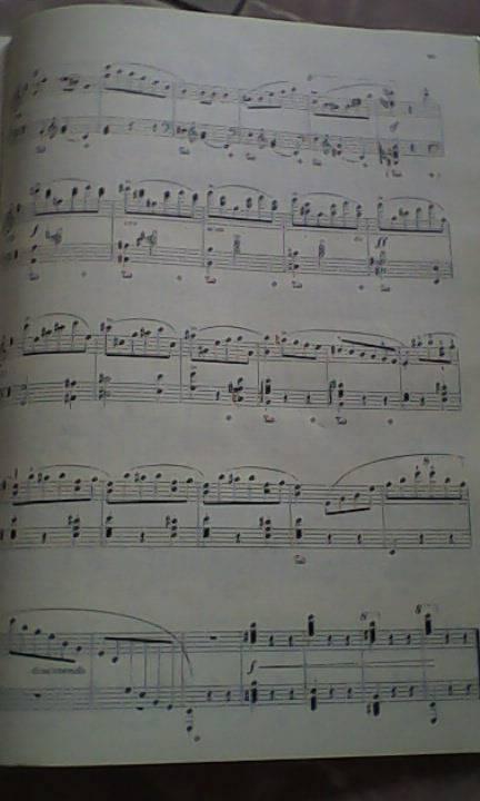 谁知道这里怎么弹,这是肖邦的圆舞曲遗稿e小调图片