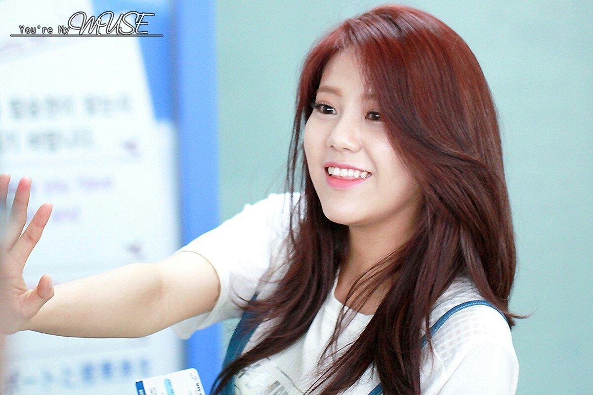 是韩国人喜欢的标准的美女