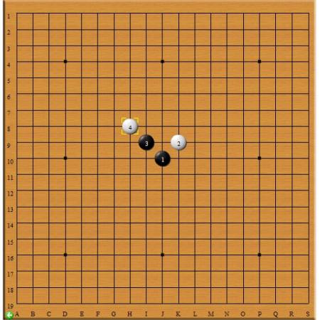 五子棋开局的小疑问图片
