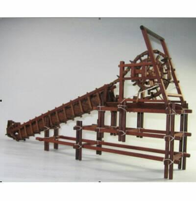 下图是古代机械叫什么名字