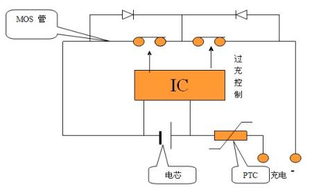 锂电池保护板的详细介绍.图片