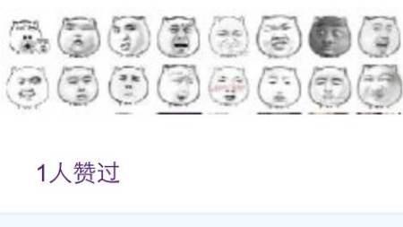 求人脸猥琐猫的表情包图片