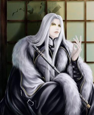 形容北国的古代男子,最好是穿白色狐裘的帅哥王子的
