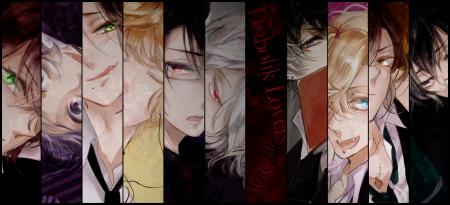 还有哪些关于吸血鬼是帅哥的动漫