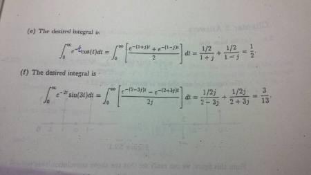 大学数学 欧拉公式和三角函数,谁能把图片上这种做题方法的公式给我?图片