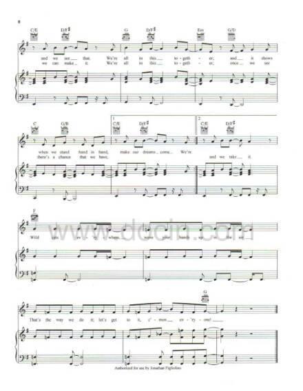 哪位有[克罗地亚狂想曲]的钢琴谱(五线谱和简谱都行)图片
