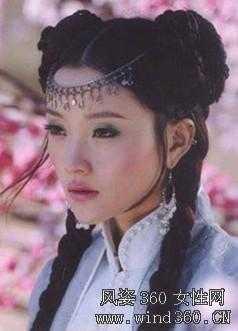 这个古代女子是哪个电视剧里的?