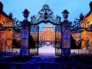 求欧式宫殿大门的图图片