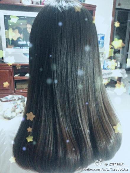 信息中心 头发上面是直的,发稍是向里弯的,叫什么发型     为了解决图片