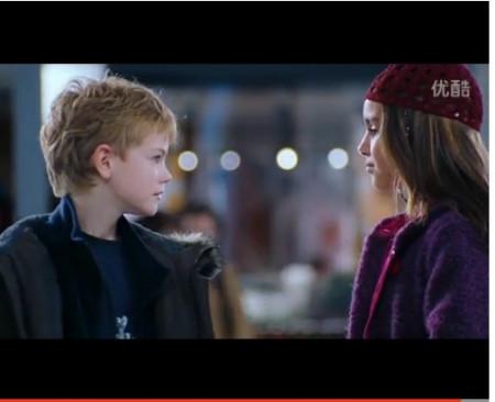 2003年的《真爱至上》是他第一部在大银幕上上映的