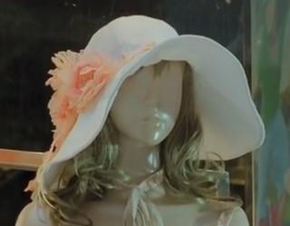美女也烦恼 里面的一款太阳帽哪里可以买到