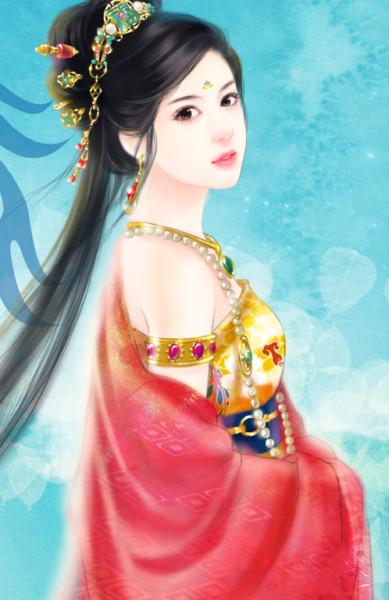 求古代美女丹青图片,想要清纯长公主类型的图片