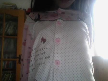 我胸部发育这么大了,要穿小背心吗?(稍后补图)