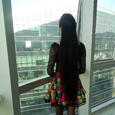 请问深圳哪里有收长头发的店铺吗图片