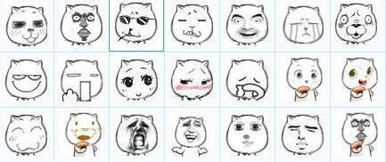 qq猥琐猫表情包下载_百度知道图片