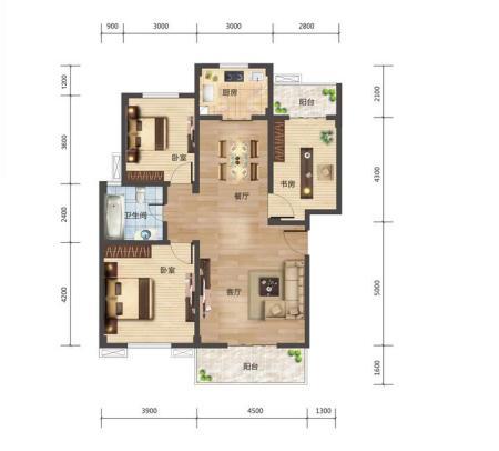 房屋装修设计图