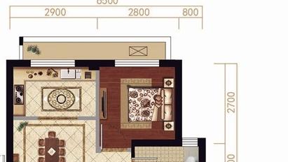 求指教6平米小卧室装修效果图图片