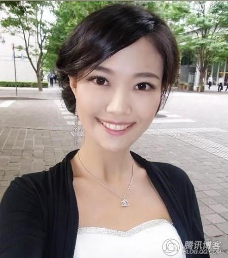 日本世界杯美女主播叫什么名字