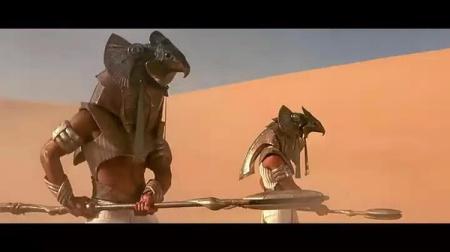 电影在古埃及神和人大战图片