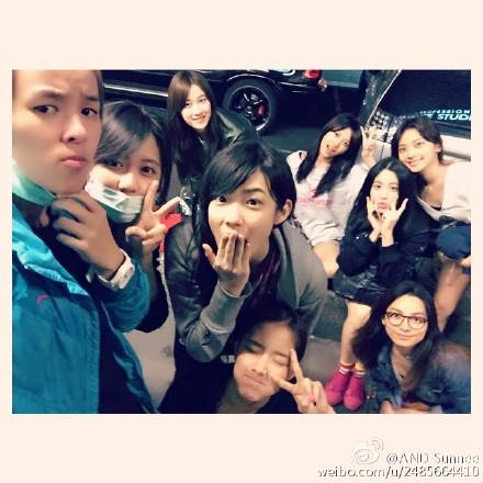 台湾7人女子演唱组合and