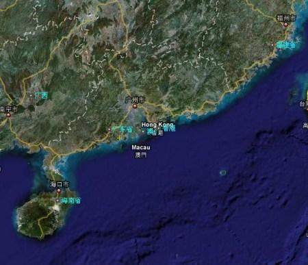 """因古雷州而得名,与山东半岛,辽东半岛合称""""中国三大半岛"""".图片"""