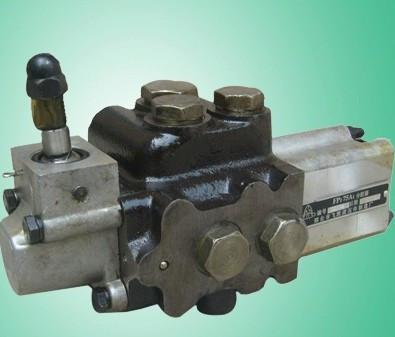拖拉机850液压分配器及油缸带动升降机,升降油缸没问题,液压分配器按图片