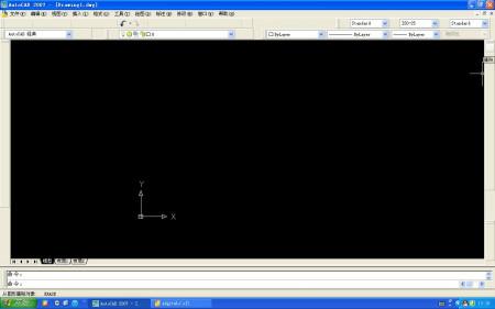 关于CAD2007图标条工具显示无法问题!_百度佛龛cad下载图立面图片