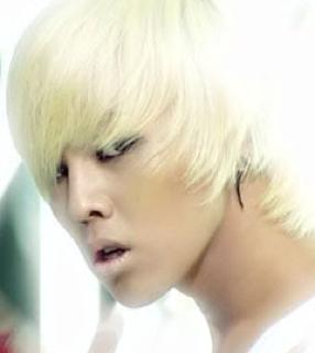 求g-dragon白头发的图片图片