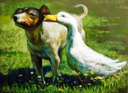 色女和公狗�9��yl#�+_色粉笔的特点是什么,适合画什么?