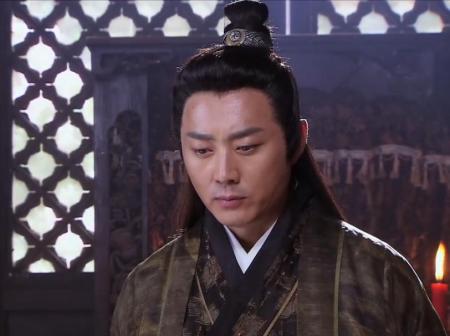 中国古代男子必须束发吗?不能有其他发型吗?图片