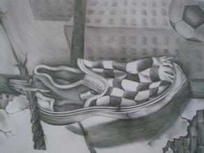什么是设计素描,创意设计素描图片教程其实现在的美术高考中所谈到的图片