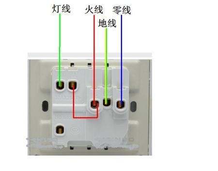 一开四控开关接线图 一开四控开关接线图 一灯四控开关接线图图片