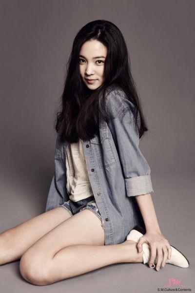 exo《狼与美女》的剧情版mv女主角