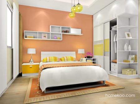 6平米小卧室装修图 小卧室装修榻榻米 小面积卧室装修高清图片