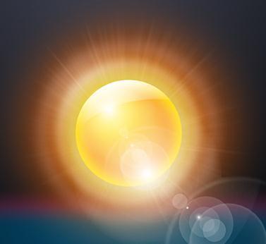 【太阳的光】
