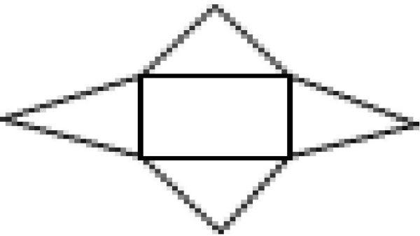 圆锥 圆柱 三棱锥 四棱锥的侧面展开图 必须有图片图片