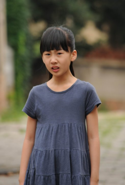 9岁女孩胸部发育了吗?