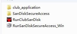 SANDISK闪存盘怎么用?