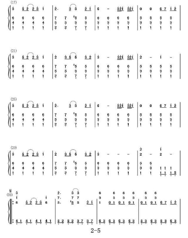 bigbang吉他谱_bigbang谎言吉他谱分享_bigbang谎言吉他谱