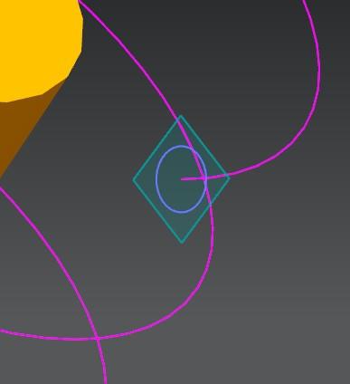 题想让螺旋片在圆柱中间,怎样扫掠 百度作业帮图片