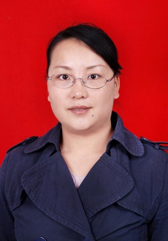 蓝色西服白底衬衣 红色领带的证件照 红蓝背景各一张 361900 163.