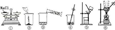 实验室用氯化钠_在线求指导:实验室要提纯含有少量