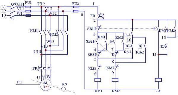 用PLC的梯形图写出来,要保证正确成功的!-用PLC改造三相异步电