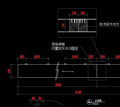 cad在作用的白色线条颜色全部显示图纸环境工程cad布局图片