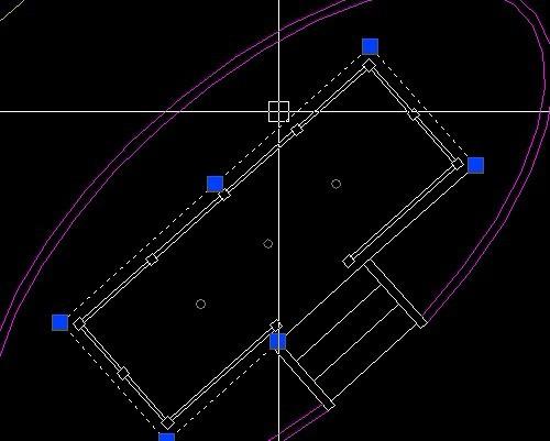 CAD多线段不了知道_百度合并cad标怎么中v线段长短的图片
