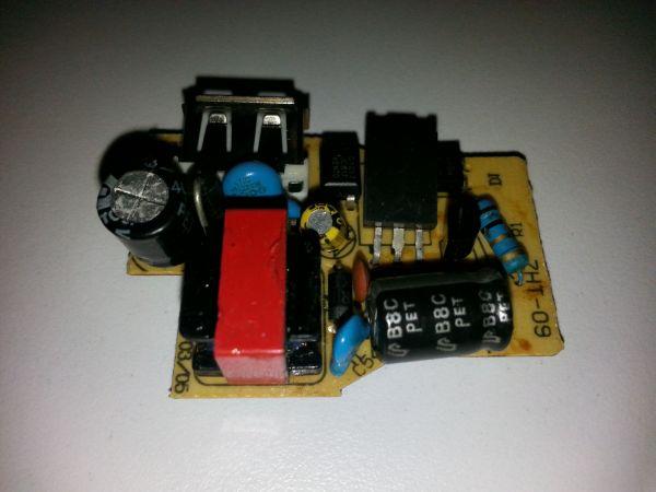 辨别note2 n7100 手机充电器真伪 高清图片