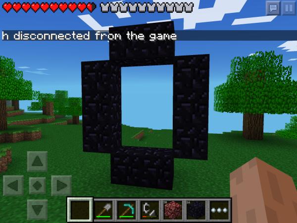 Minecraft传送门怎么做