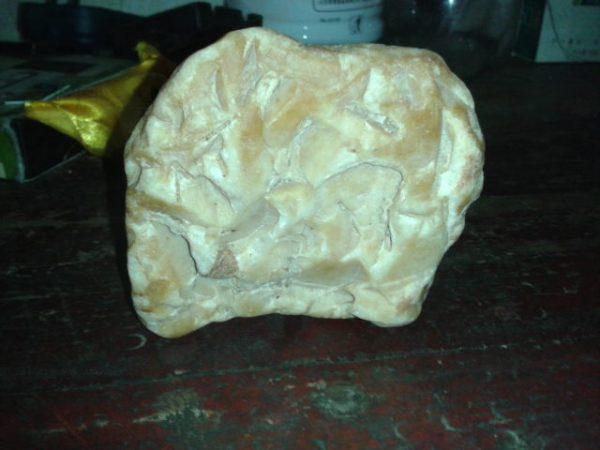 奇特的石头