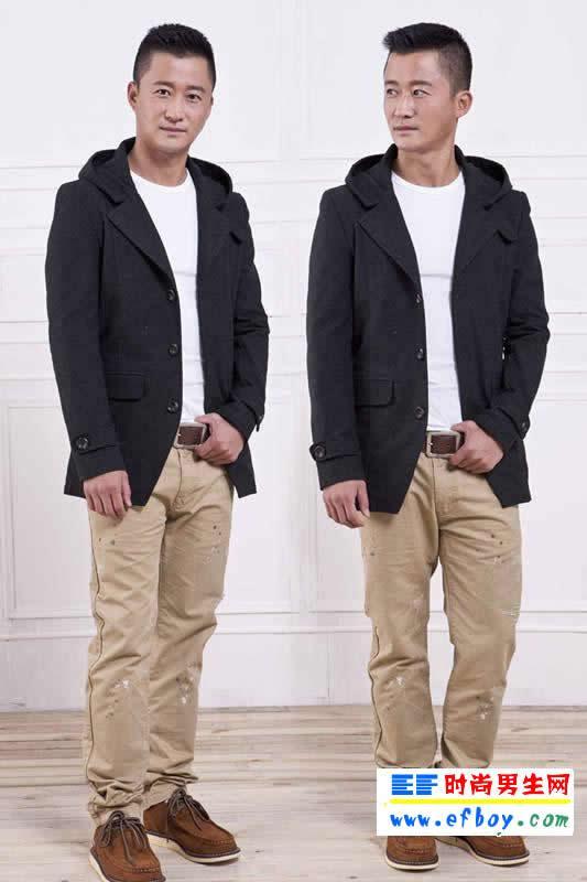 我一个17岁的高中生,男,服装搭配成了我的困扰,求衣服搭配的意见